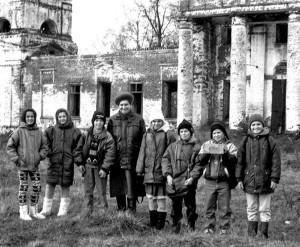 Валентина Васильевна Стрельцова. Гришино 1997 год.