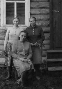 Евдокия Парамонова, Любовь Петровна Волокушина, Клокова