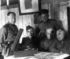 Карельский фронт ВОВ