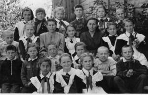 Фотогафии из семейного альбома Мохова Владимира Евгеньевича.