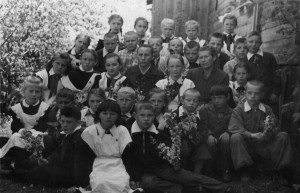 Фотогафии из семейного альбома Мохова Владимира Евгеньевича..