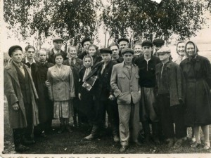 Фотографии из семейного альбома Рыбкиной Надежды Михайловны.