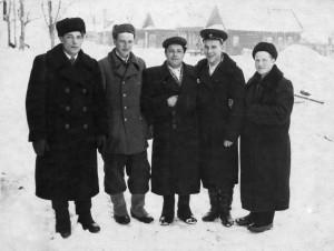Фотографии из семейного альбома Рыбкиной Надежды Михайловны...