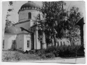 Церковь Гришино.