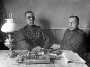 январь 1943г. беседа с полковником т.Кашириным