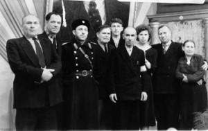 5 марта 1961г. Изб.участ.№23, музыкальная школа. Сормово