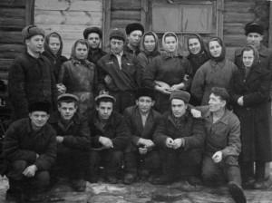 Фотография из семейного альбома Мохова Владимира Евгеньевича.