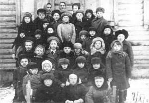 Фотография из семейного альбома Глинина Алексея.