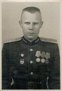 Зубарев Василий Петрович. д.Плишкино
